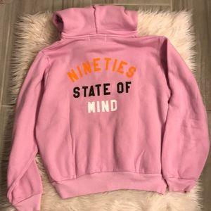 """Wildfox """"Nineties State of Mind"""" Hoodie"""